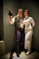 Hans and Leia