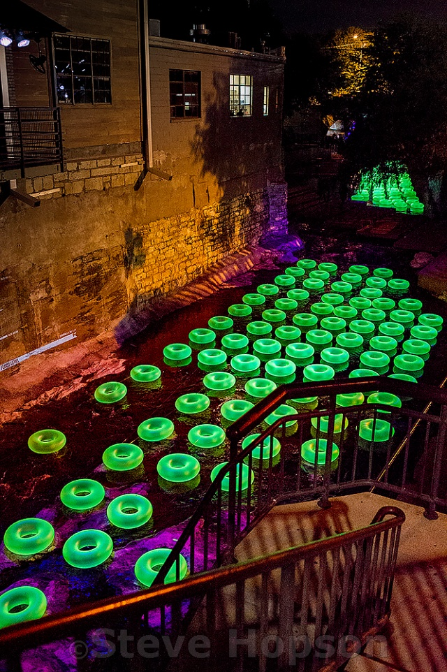 Waller creek show lastnightinaustin for Ten eyck landscape architects