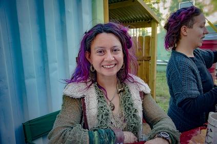 Alexa Villalobos, Fertile Ground Organic Gardens