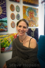 Terri McGee explores the intuitive and transformative presence of creativity in life, nature and spirit.